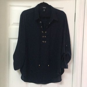 Jones Boating Blouse Size XL